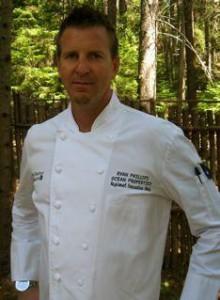 Chef Ryan Phillips
